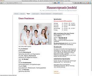 www.hausarztpraxis-jenfeld.de